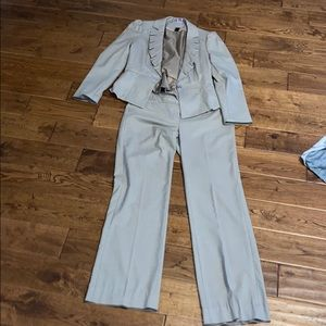 Sz 6 Tan Suit